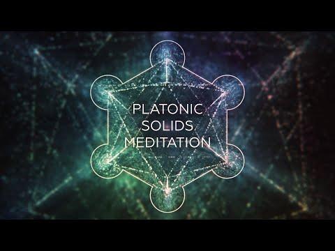 Platonic Solids Meditation