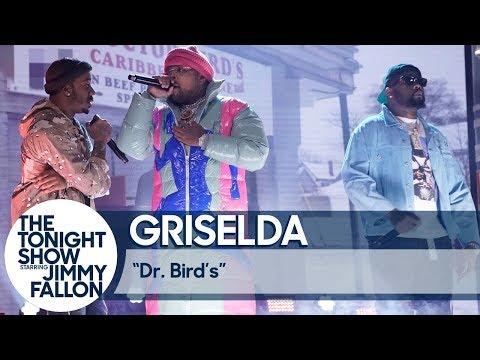 Griselda: Dr. Birds Live On The Tonight Show