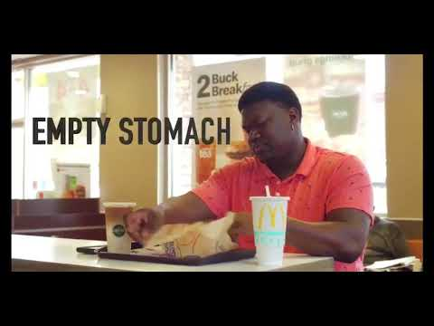 Comedian JeremyUnmask ( New McDonald's commerical)