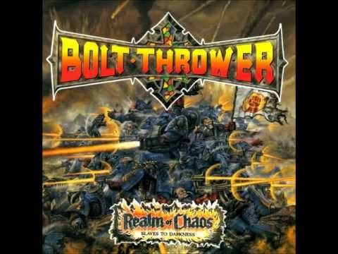 Bolt Thrower - Prophet Of Hatred