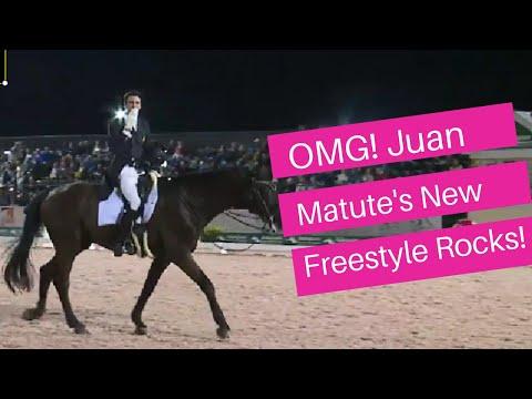 Juan Matute Guimon & Don Diego Grand Prix Dressage Phantom Of The Opera Freestyle