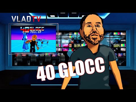 40 GLOCC - The Pull Up (Animation Music Video)