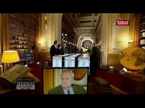 Au plaisir de lire - Bibliothèque Médicis (10/12/2010)