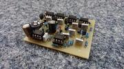 Mxr Phase 90 circuit board.
