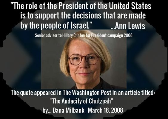 US Presidents and Israel