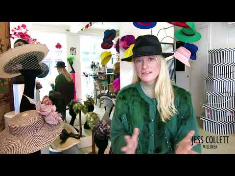 JCM - Get to know the milliner