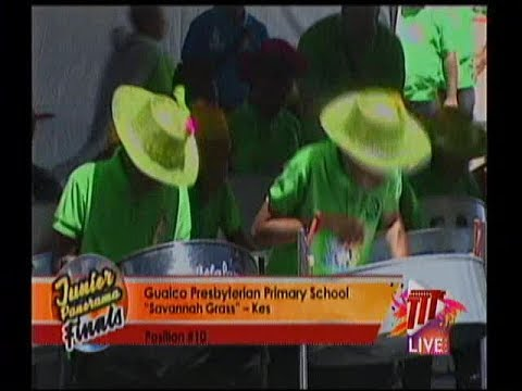 Guaico Presbyterian Retains Primary Schools Junior Panorama Title