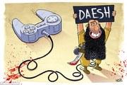 daesh proxy puppets