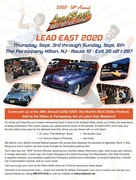 Lead East  CANCELLED