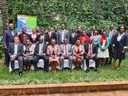 Kenya Launches M&E Champions Network