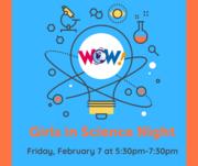 Girls in Science Night