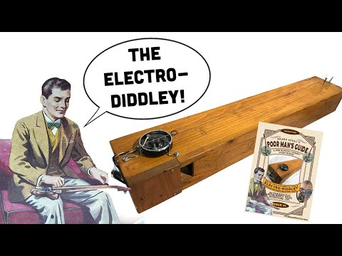 The Electro-Diddley: Sound Test, Fret Markers, Star Spangled Banner