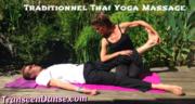 Traditionnel Thai Yoga Massage