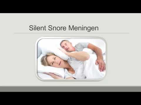 Wat Te Doen In Geval Uw Partner Is Snurken En U Niet Slaap