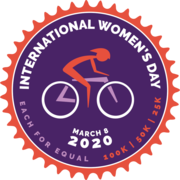 International Women's Day 100K