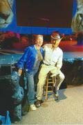 Jack Hanna before his 4pm show Jan. 26, 2020