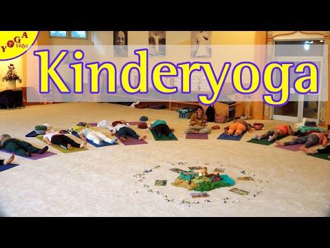 Kinderyoga für Erwachsene - Wiebke - Yogakongress 2019