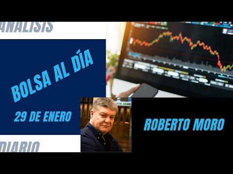Video Análisis con Roberto Moro: Análisis índices, rebote o sobrereacción