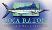 3rd Annual Boca Raton Seafood and Music Festival