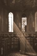 ...τούς τήν οἰκουμένην ἀκτῖσι δογμάτων θείων πυρσεύσαντας