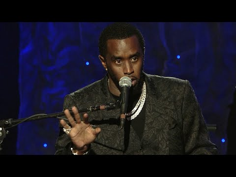 Watch Diddy Call Out Recording Academy's Lack of Diversity | GRAMMYs 2020