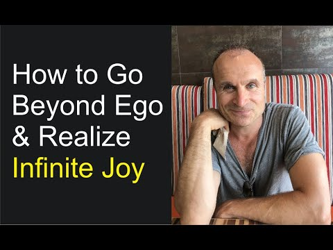 The Experience of No Self in Meditation (How to Transcend Ego & Experience Bliss)