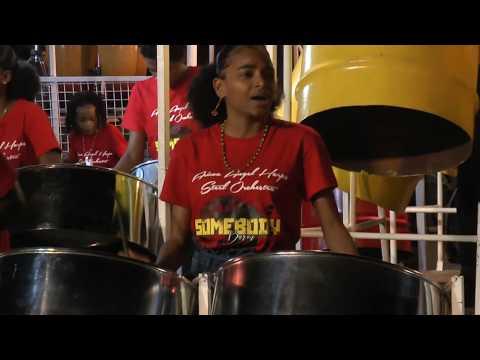 "Arima Angel Harps / ""Somebody"" / 2020 Medium Bands Panorama Preliminaries"