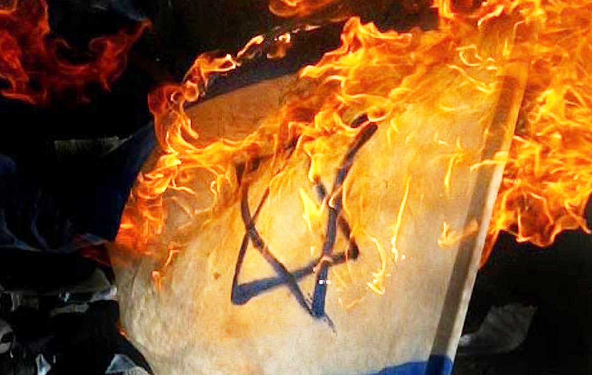 The Ugly Rise of Anti-Semitism