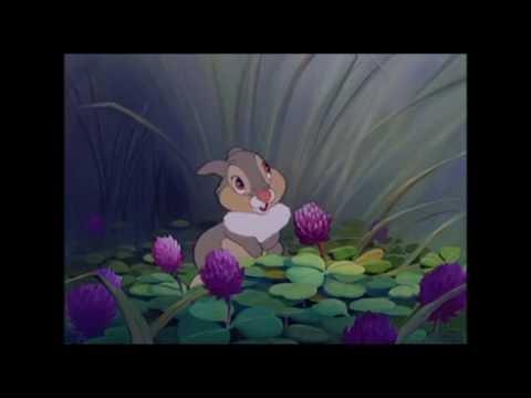 Bambi   Extrait : Bambi rencontre Panpan   Disney BE