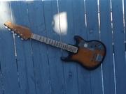 Teisco fence guitar