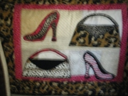 Wall-hanging for Melissa