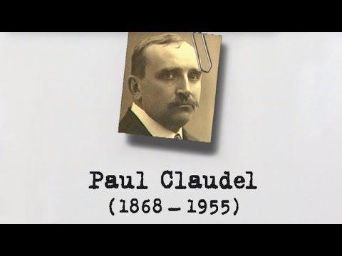 PAUL CLAUDEL (1868-1955) – Un siècle d'écrivains [1998]