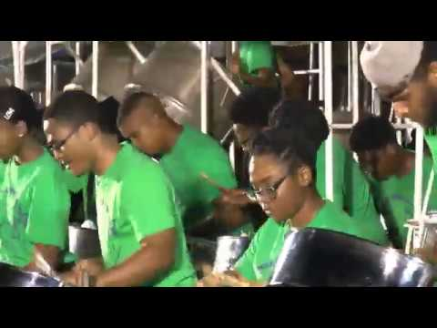 """Melodians Steel Orchestra / """"Wrong Again"""" / Panorama Preliminaries 2020"""