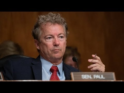 RAND PAUL OUTS SUPREME COURT JUDGE JOHN ROBERTS WHO HAS TIES TO EPSTEIN!