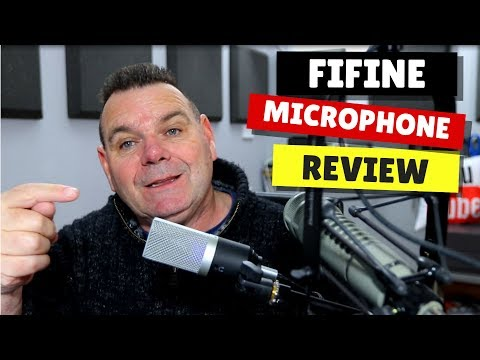 Fifine K670 Microphone Review