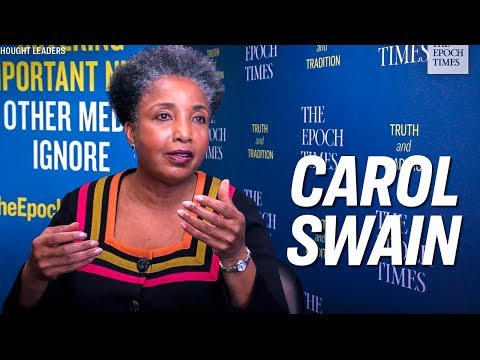 How Cultural Marxists Are Manipulating Black Americans - Carol Swain at #CPAC2019