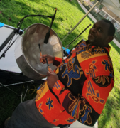 Gary Trotmanpresents Steelasophical Steel Band UK