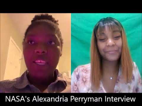 Interview with Alexandria Perryman - Audio Engineer - NASA Johnson ...