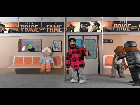 "Sean Price & Lil Fame ""Center Stage"" (Official Music Video)"