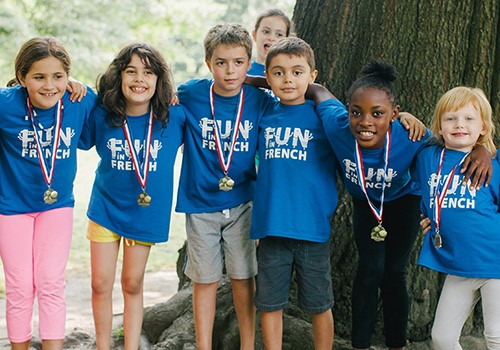 Register for French Summer Camps at FIAF