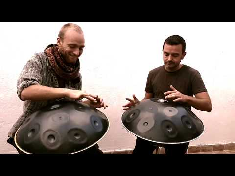 Malte Marten & Sergio Huerta Pérez - GIO'S Handpan