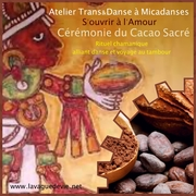 Cérémonie chamanique du cacao sacré