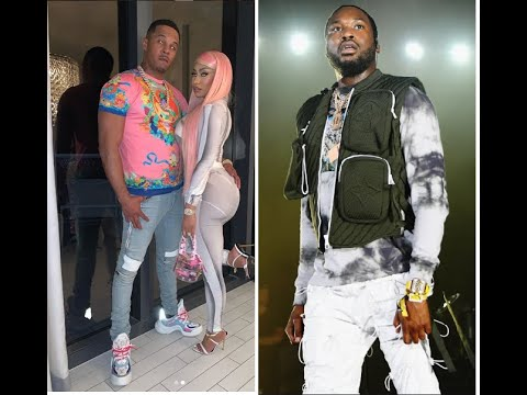 Nicki Minaj goes off on Meek Mill for clowning 'Big ZOO' Drip. Calls him a Woman Beater & he Reacts