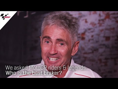 Who is the best braker? | We asked MotoGP riders & legends...