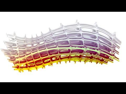 Sci-fi Architecture - Grasshopper Tutorial