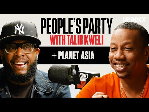 Talib Kweli And Planet Asia Talk Cali Agents, Wu, Hieroglyphics, Alchemy, 5% Nation | People's Party