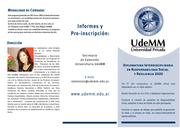 Diplomatura Interdisciplinaria en Resp. Social y Resiliencia
