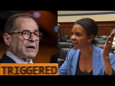 IT'S ALLOWED TO CRYOUT - Candace Owens MOPS THE FLOOR WITH Cocky Nadler in Epic Exchange