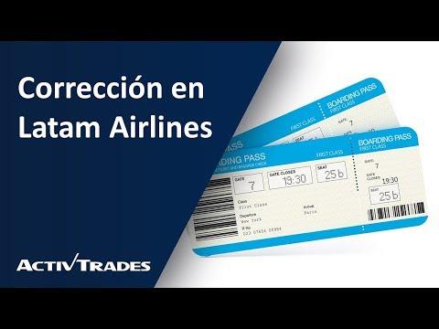 Video Análisis: Corrección en Latam Airlines
