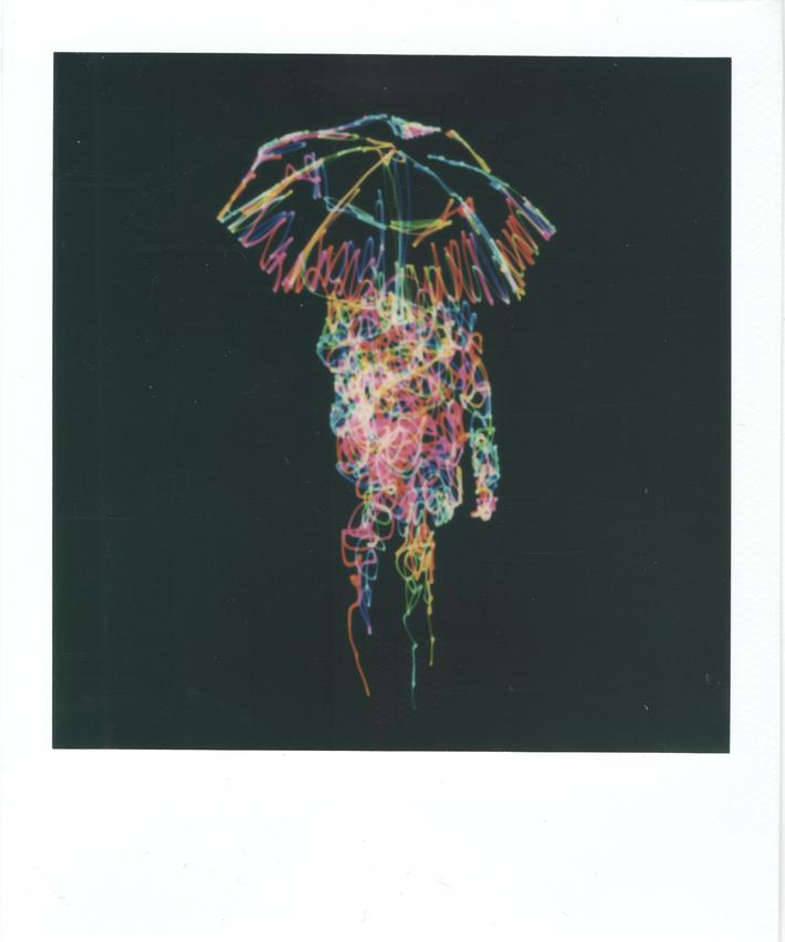 schizzi di pioggia